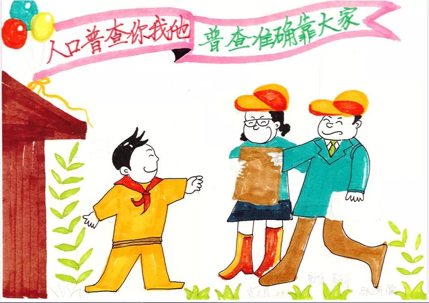 """【七人普】童言童语""""画""""人普"""